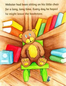 Page 3 - The Bear In The Bookstore