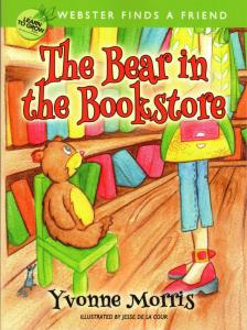 The Bear In The Bookstore - Cover